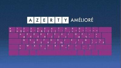 AFNOR claviers français