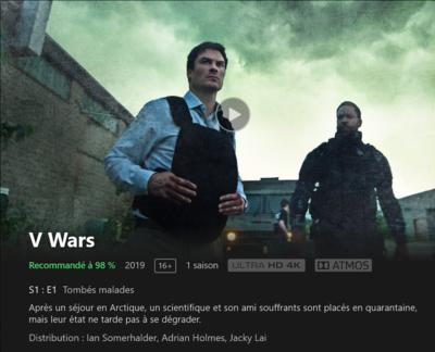 Ultra HD 4K Netflix