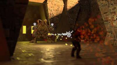 Quake II RTX Photo Mode