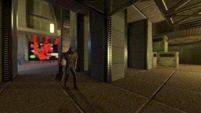 Quake II RTX Photo Mode