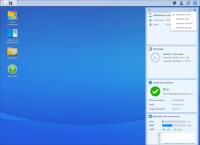 Synology DS218play DSM 6