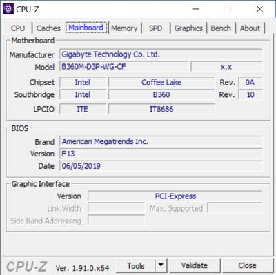 Corsair 128 Go Core i5-9600K