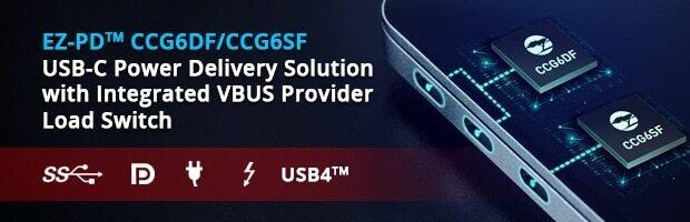 Cypress USB4