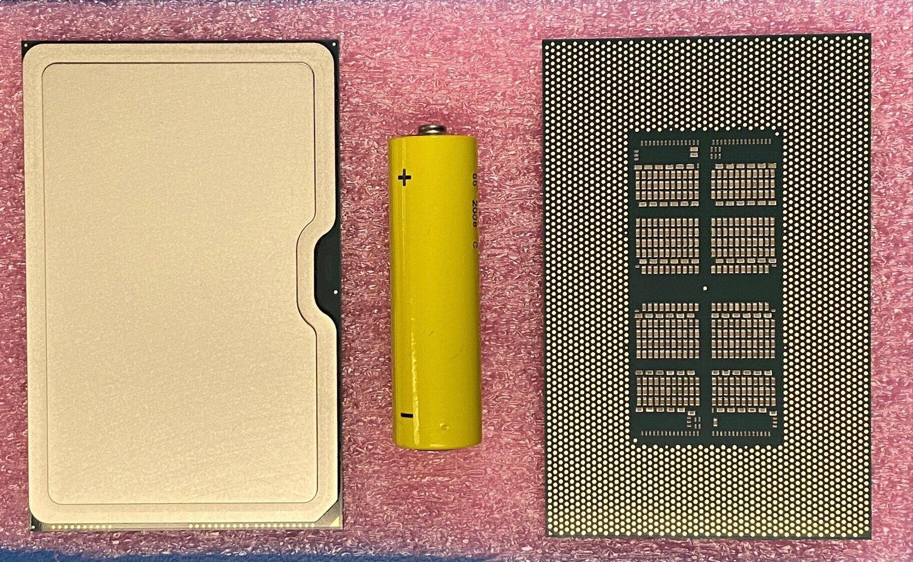 Intel GPU Xe Datacenter LGA