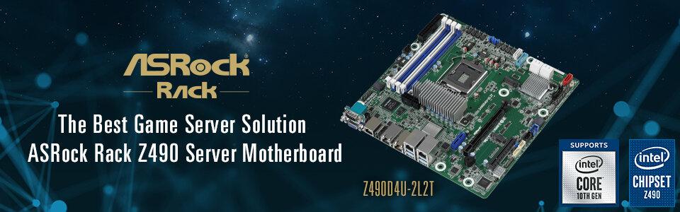 ASRock Rack Z490D4U-2L2T