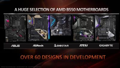 AMD Chipset B550