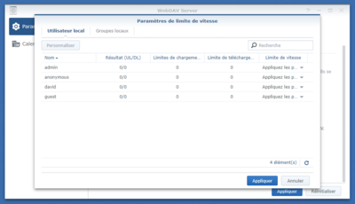 Synology WebDAV