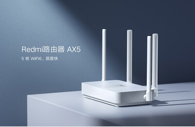 Routeur AX5 Xiaomi