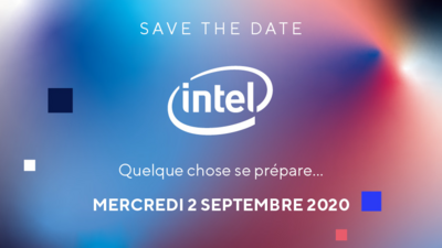 Intel Save The Date Tiger Lake