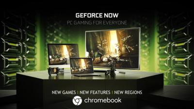 GeForce Now Chromebook