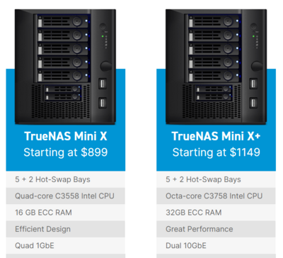 TrueNAS Mini