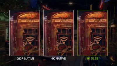 GeForce RTX 30 Series Ampere 8K
