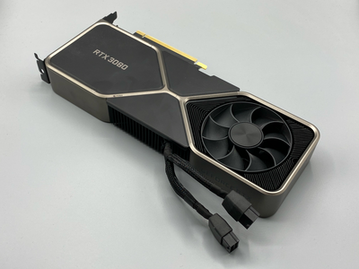 GeForce RTX 3080 Adaptateur PCIe 12 broches