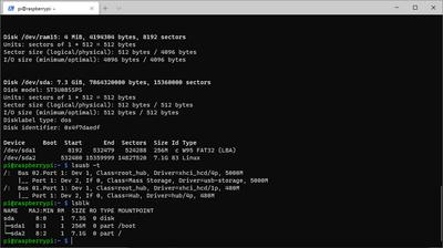 Raspberry Pi 4 USB Boot