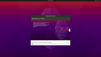 Ubuntu 20.10 Raspberry Pi 4