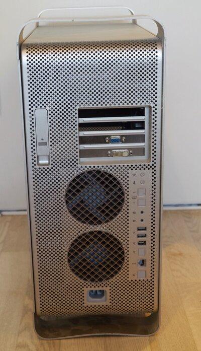 Apple DTK 2005 Intel