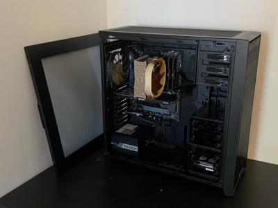PCSpecialist Vector Q40A