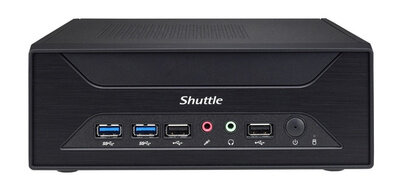 Shuttle XPC slim XH410G