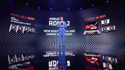 AMD CES 2021 Radeon RDNA2