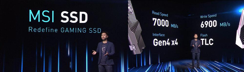 MSI SSD Gaming