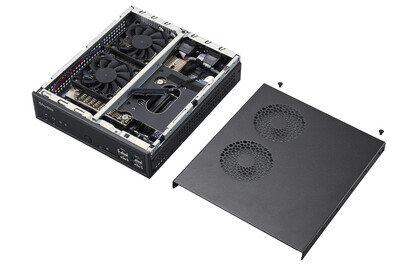 Shuttle XPC Slim DA320
