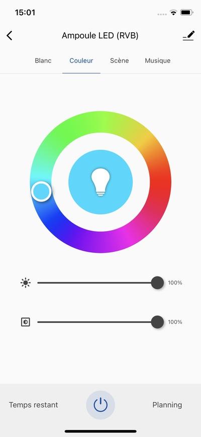 Application Tuya Smart iOS