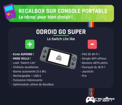 Recalbox 7.1.1