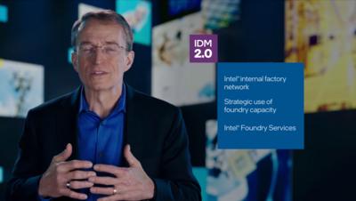 Intel IDM 2.0