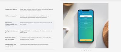 QNAP QMiro-201W QuRouter Application