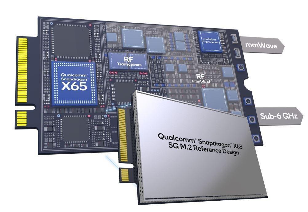 Qualcomm modem M.2