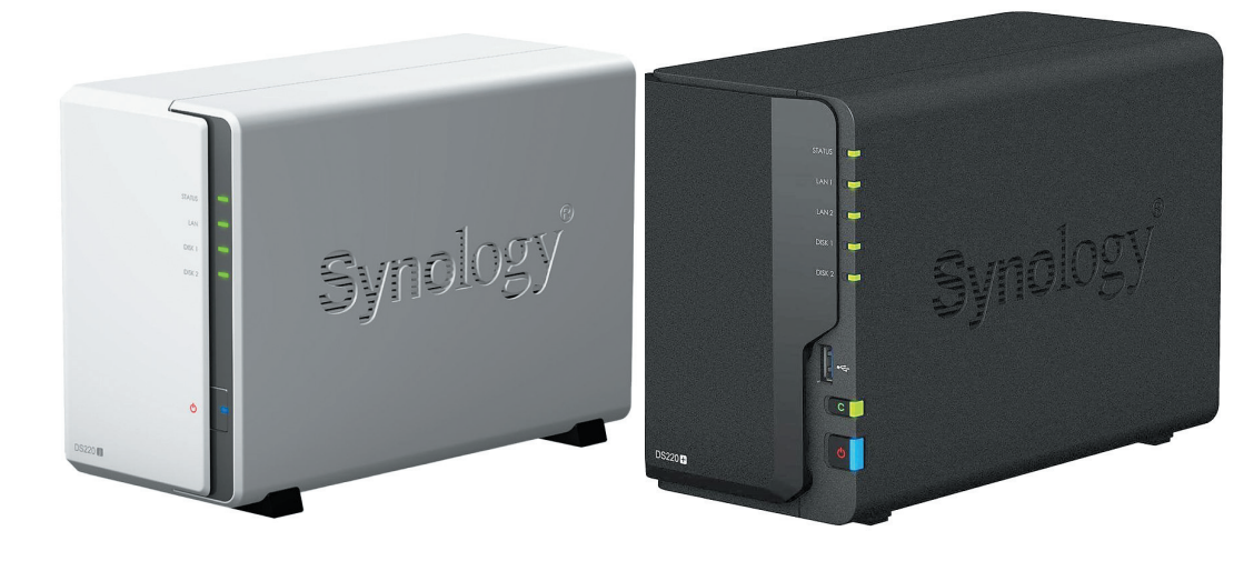 Synology deux baies