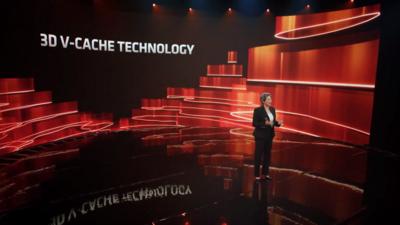 AMD 3D V-Cache