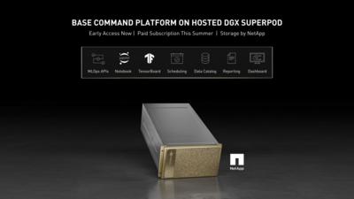 NVIDIA Computex 2021 Base Command Platform