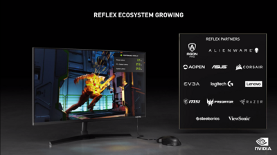 NVIDIA Computex 2021 DLSS RTX Reflex