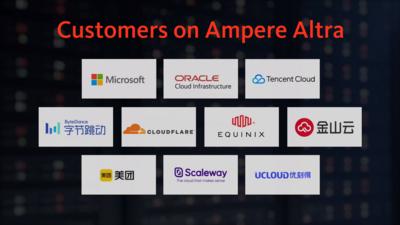 Ampere Computing Partenaires