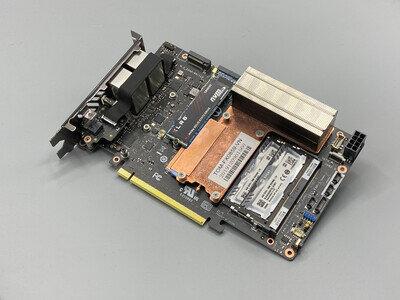 Intel NUC 9 Pro Quartz Canyon