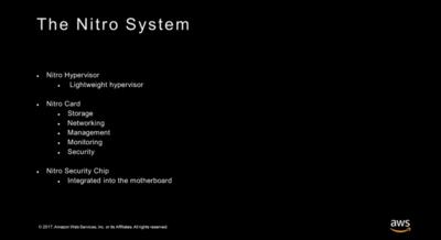 AWS Nitro System