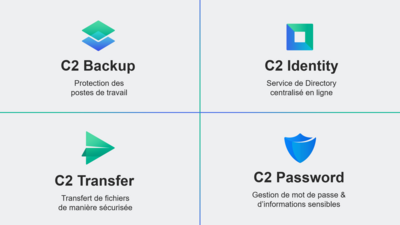 Synology C2 Services 2021