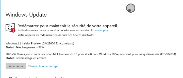 Shadow Windows 11