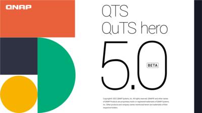 QNAP QTS 5.0 Beta