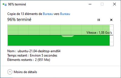 Réseau 10 Gb/s Distance courte
