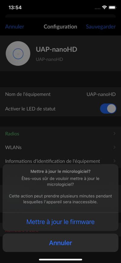 Ubiquiti UniFi Network