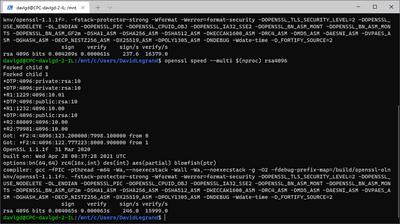 Windows 365 OpenSSL