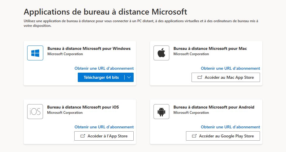 Windows 365 Clients