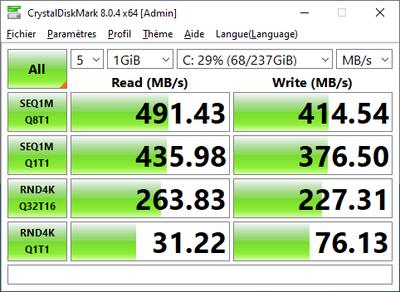 Chuwi HeroBox Pro SSD