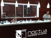 Face à la folie du RGB, Noctua lance une gamme de ventirads... entièrement noirs