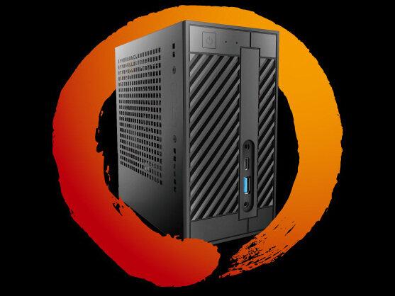 ASRock DeskMini A300 et APU 2400G d'AMD : on a monté un mini PC Ryzen à 430 euros