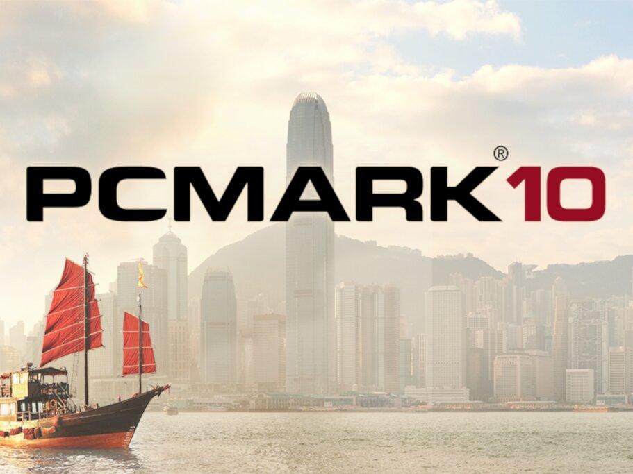 PCMark 10 se renforce : Edge, Office, scénarios d'autonomie et Windows 10 on ARM