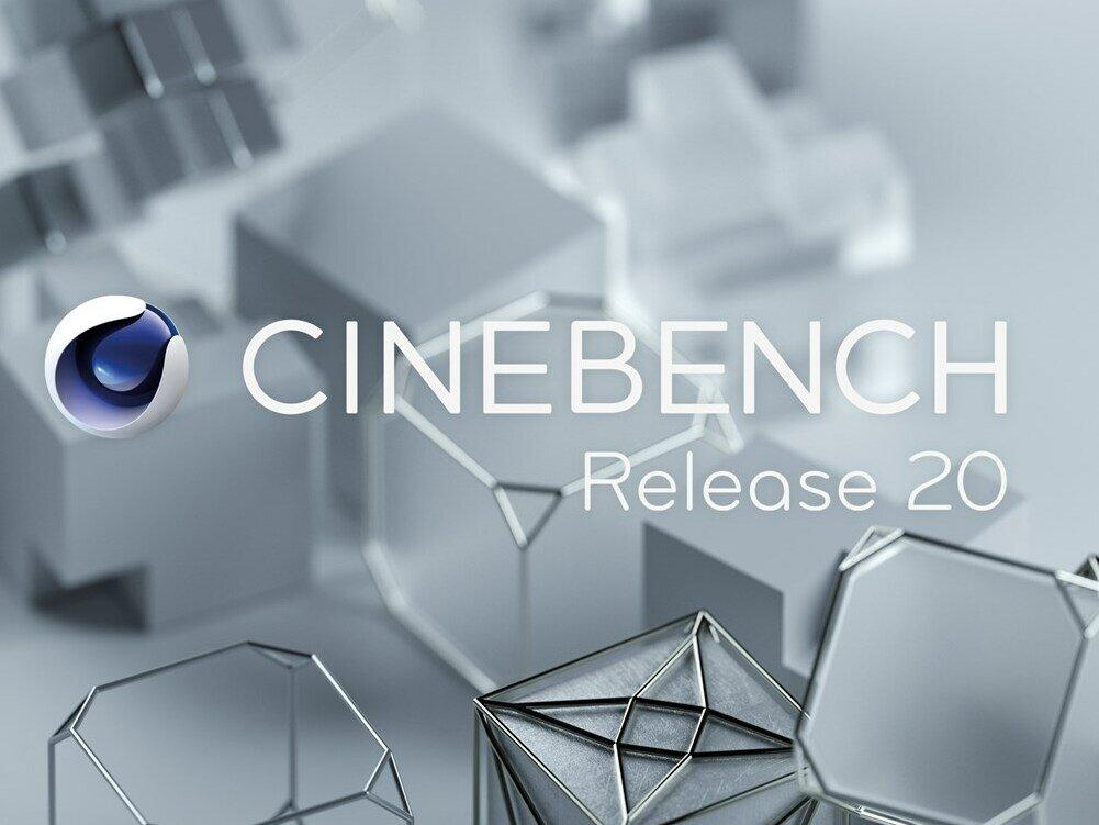 Cinebench R20 est là, uniquement pour tester des CPU