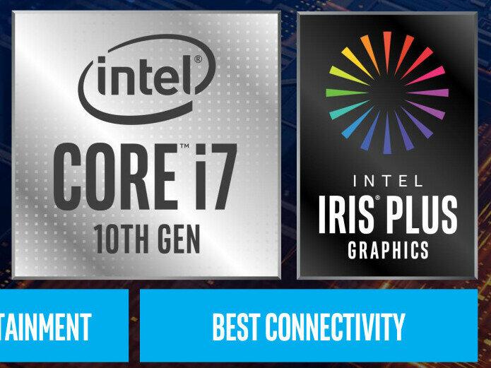 Core de 10ème génération : Intel en dit un peu plus sur les atouts d'Ice Lake